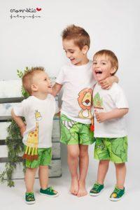 Diseño Gráfico aplicado a la moda infantil