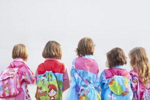 El Diseño Gráfico en los complementos para niños y niñas